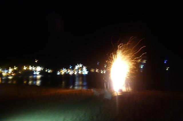 Yelapa: Fireworks