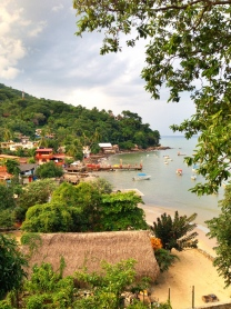 The town of Yelapa